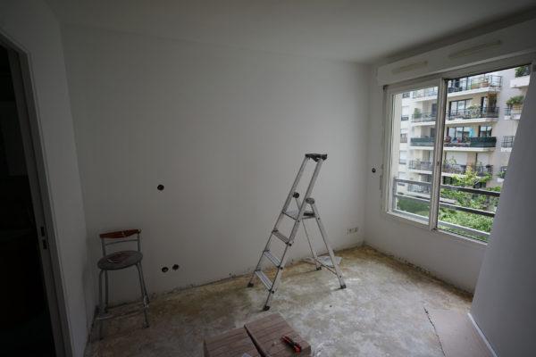 Courbevoie rénovation Atelier NMA